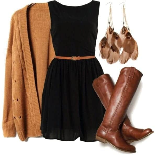 Fall-Polyvore-Outfit10 Fall Polyvore Outfits - 28 Top Polyvore Combinations For Fall