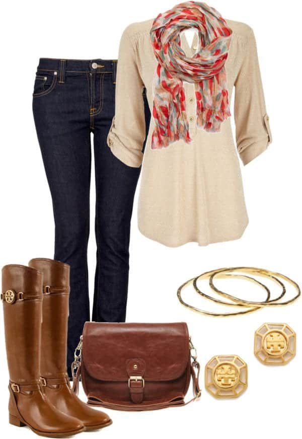 Fall-Polyvore-Outfit18 Fall Polyvore Outfits - 28 Top Polyvore Combinations For Fall