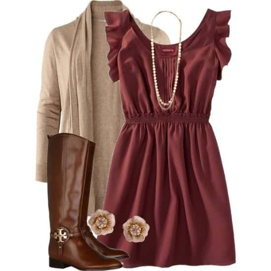 Fall-Polyvore-Outfit3 Fall Polyvore Outfits - 28 Top Polyvore Combinations For Fall