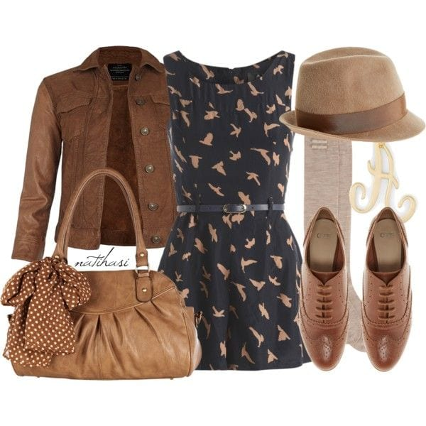 Fall-Polyvore-Outfit7 Fall Polyvore Outfits - 28 Top Polyvore Combinations For Fall