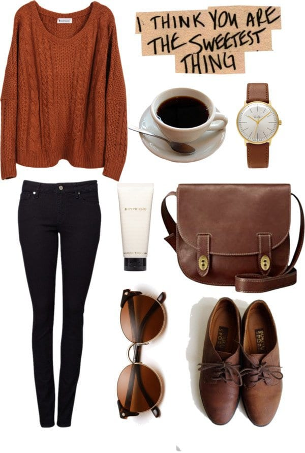 Fall-Polyvore-Outfit8 Fall Polyvore Outfits - 28 Top Polyvore Combinations For Fall