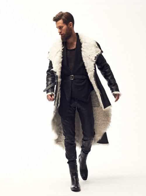 Men-Long-Coat-Styles7 Men Long Coat Styles-20 Best Outfits To Wear Long Down Coat