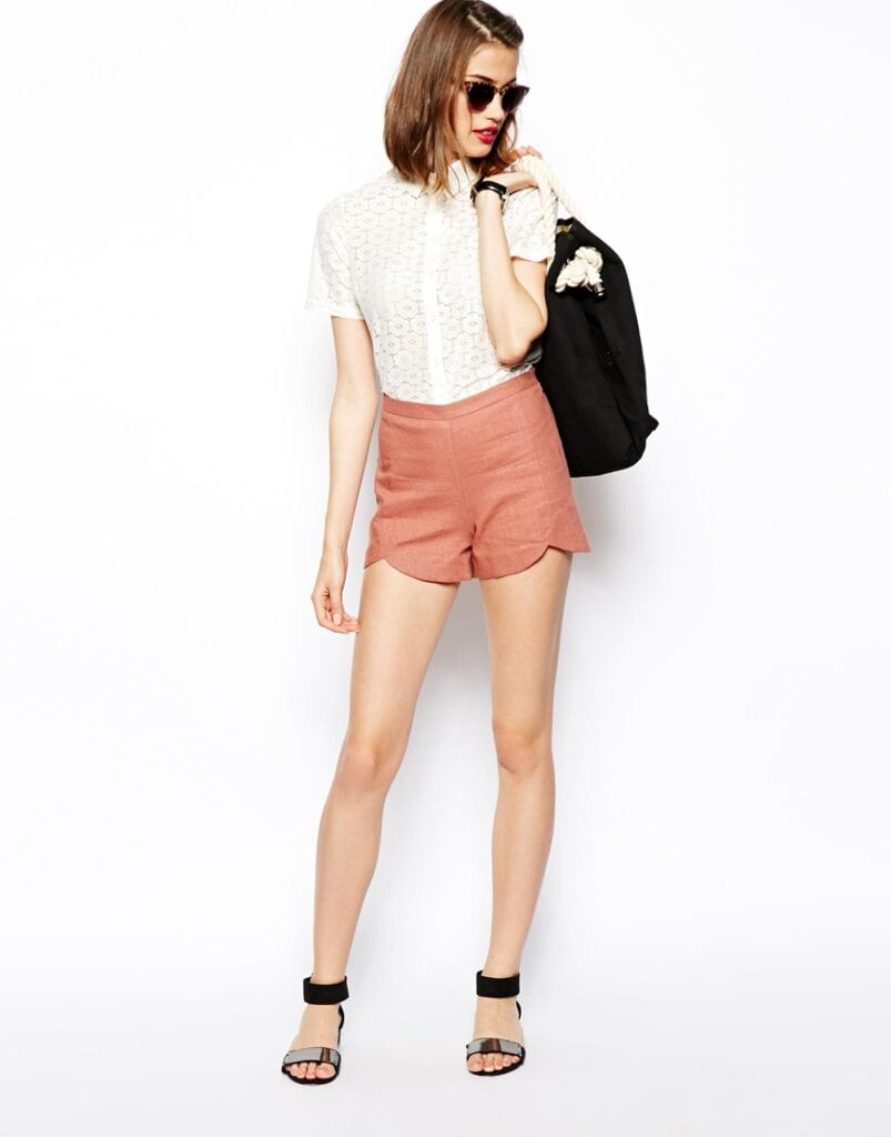 SO31-803x1024 Cute Outfits with Shorts -27 Chic Ideas How to Wear Shorts
