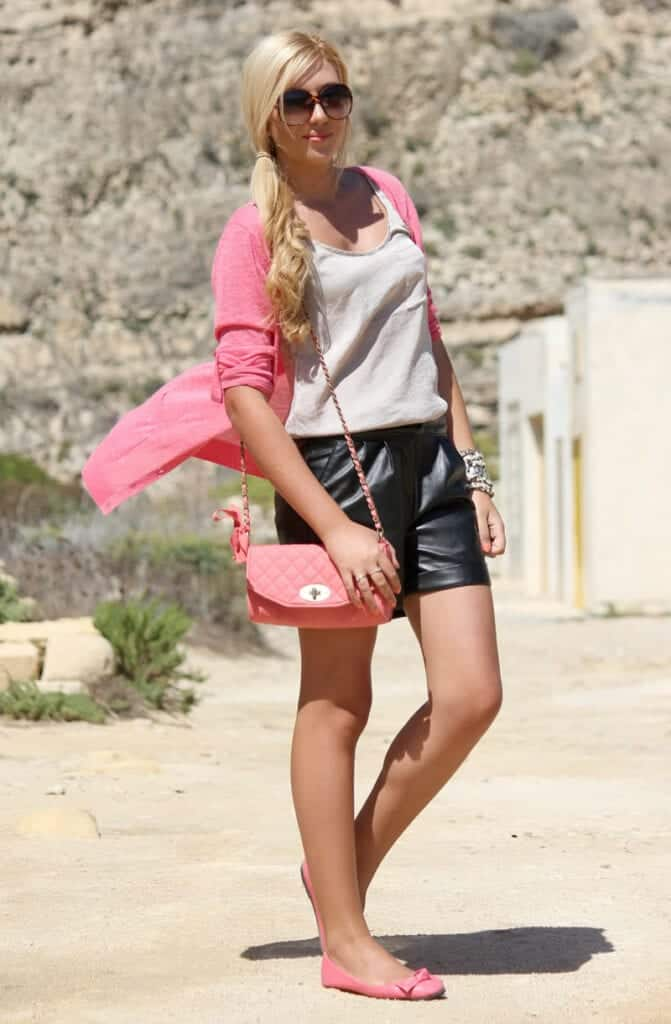 SO6-671x1024 Cute Outfits with Shorts -27 Chic Ideas How to Wear Shorts
