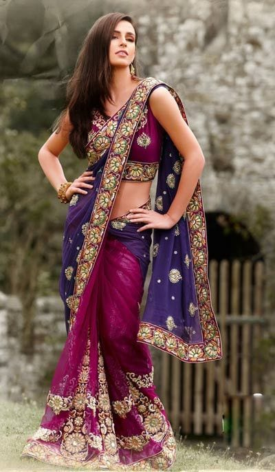 beautiful-sarees-online How to Wear Saree Tutorial-Step By Step Guide to Drape Saree