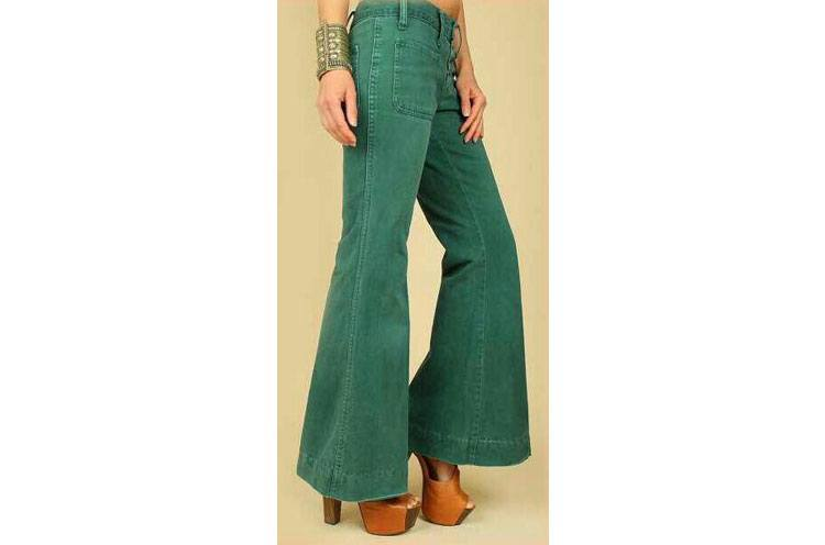 bell-bottoms-for-womens Outfits with Bell Bottom Pants-23 Ways to Wear Bell Bottom