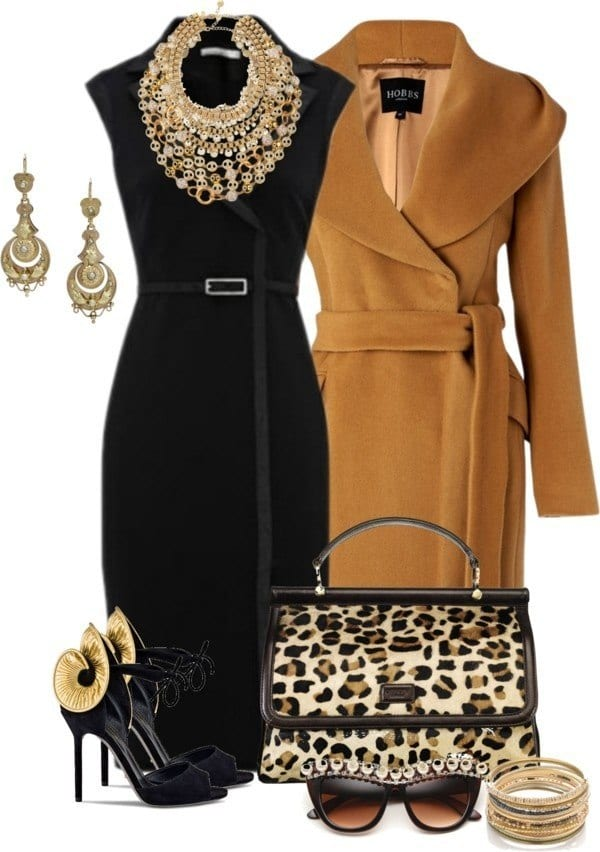 ideas to wear camel coats (5)