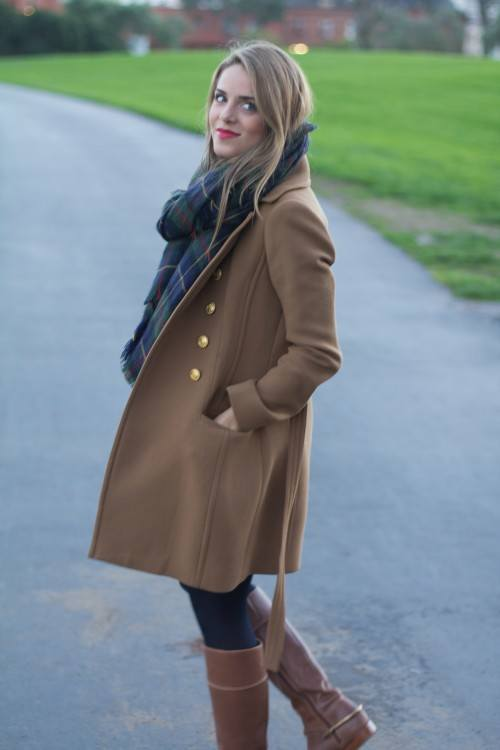 ideas to wear camel coats (10)