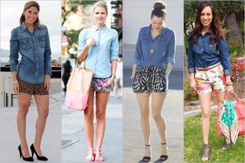 sock25-500x333 Cute Outfits with Shorts -27 Chic Ideas How to Wear Shorts