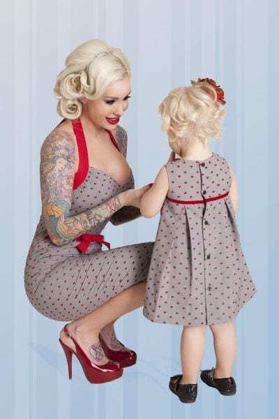 00 100 Cutest Matching Mother Daughter Outfits on Internet So Far