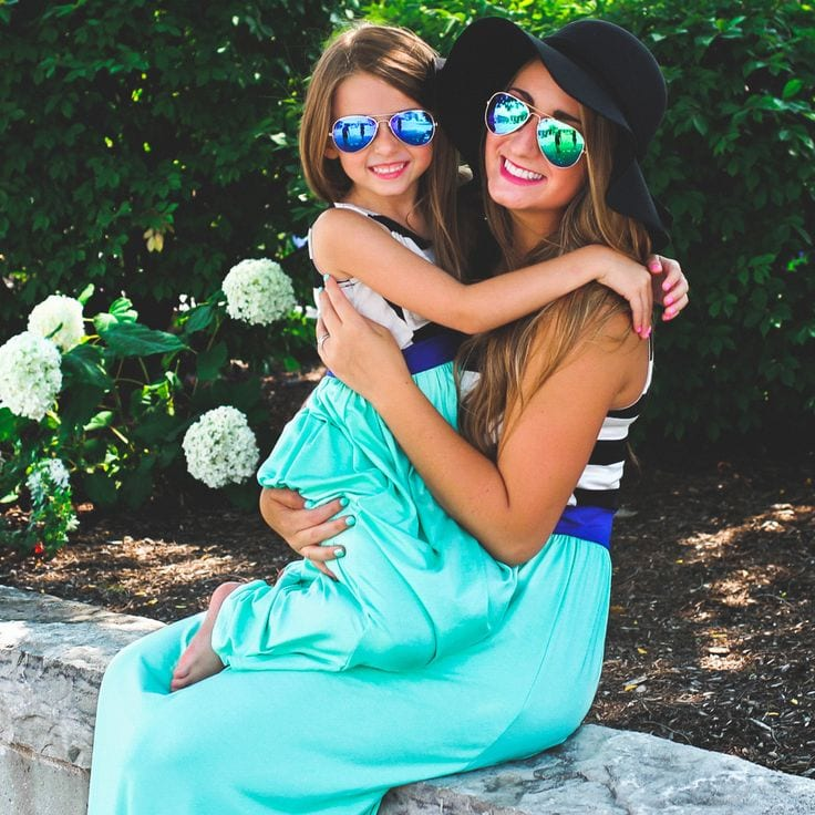 0000000 100 Cutest Matching Mother Daughter Outfits on Internet So Far