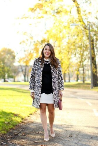 0z5ho1-l-610x610-sequinsstripes-blogger-leopardprint-coat-334x500 Outfits with Leopard coats-20 Ideas to Style Leopard Print Coats