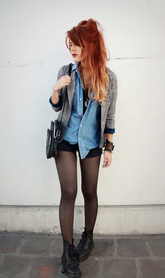What To Wear With Red Hair 18 Cute Outfit For Red Hair Girls