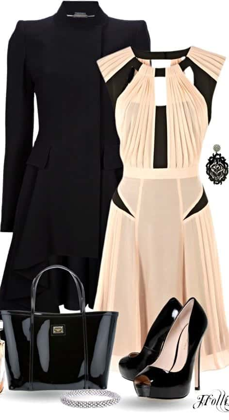 3.-1 Dinner Party Outfits-18 Ideas What to Wear to a Dinner Party