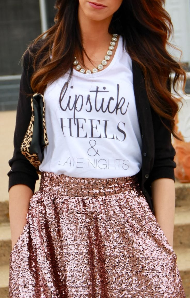 funky t shirt ideas for girls (18)