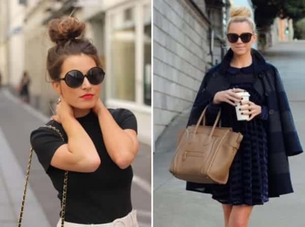 Cute and stylish outfit combos with Top Bun (12)