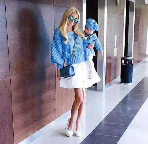 524239_1170083276365585_7218430940618896493_n 100 Cutest Matching Mother Daughter Outfits on Internet So Far