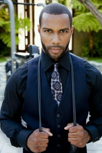 Hot-Black-Men-Beard-Styles1-334x500 Latest Beard Styles for Black Men - 30 Hottest Facial Hair Styles to Try