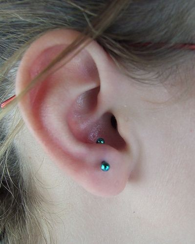 antitragus-399x500 Cartilage Piercings Guide - Every Thing You Need to Know About it