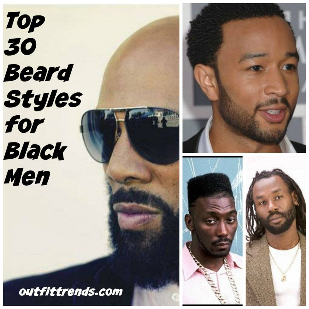 black-men-beard-styles-1024x1024 Latest Beard Styles for Black Men - 30 Hottest Facial Hair Styles to Try