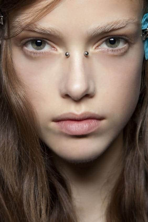 bridge-piercing Surface Piercings - Everything You need to Know About It