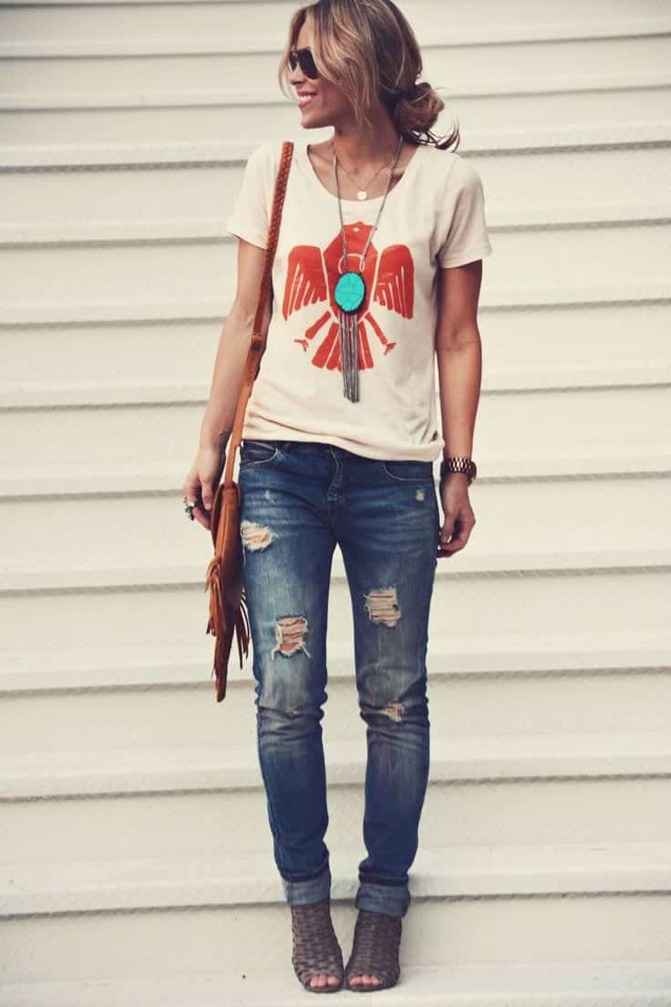 funky t shirt ideas for girls (8)