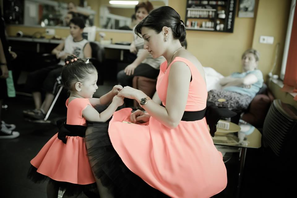 ccccc 100 Cutest Matching Mother Daughter Outfits on Internet So Far