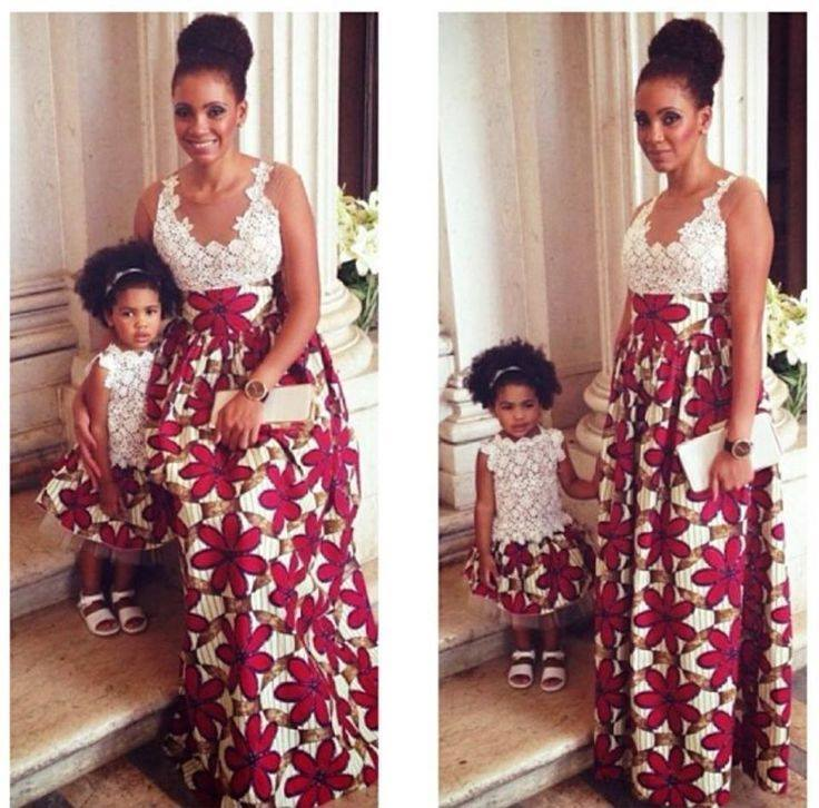 ccccccccccccccccccccccccccccccccccc 100 Cutest Matching Mother Daughter Outfits on Internet So Far