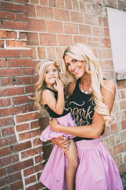 dddd 100 Cutest Matching Mother Daughter Outfits on Internet So Far