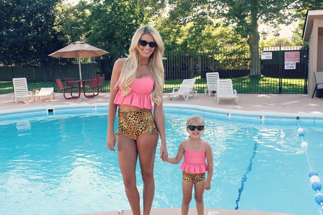 ddddd 100 Cutest Matching Mother Daughter Outfits on Internet So Far