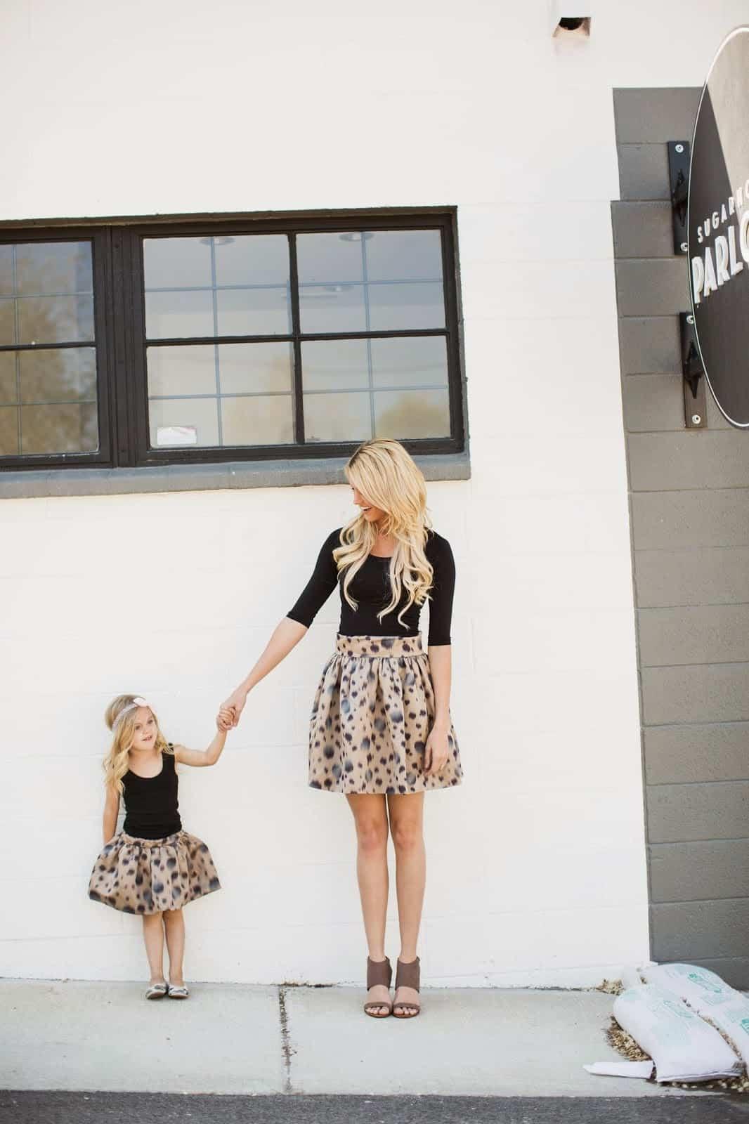 dddddddddddddd 100 Cutest Matching Mother Daughter Outfits on Internet So Far