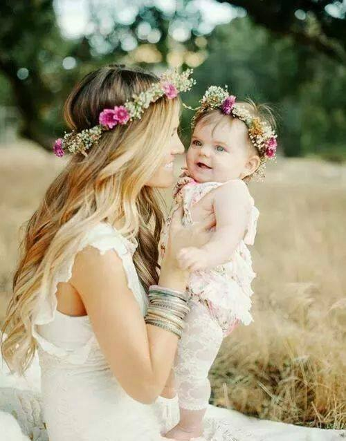 eee 100 Cutest Matching Mother Daughter Outfits on Internet So Far