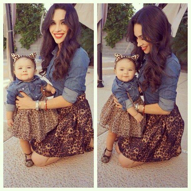 eeeeeeee 100 Cutest Matching Mother Daughter Outfits on Internet So Far