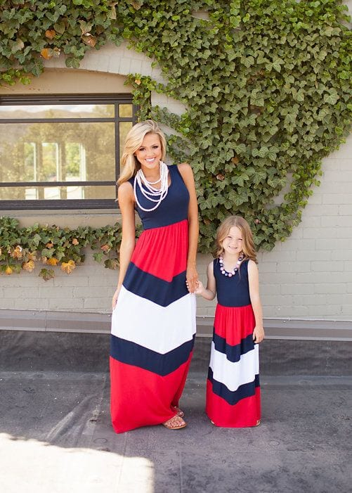 fffff 100 Cutest Matching Mother Daughter Outfits on Internet So Far