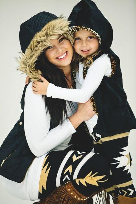 fffffff 100 Cutest Matching Mother Daughter Outfits on Internet So Far