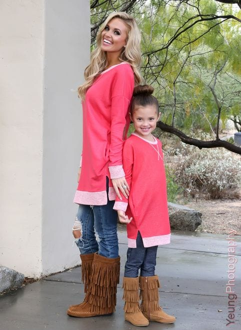 fffffffffffffffffffffff 100 Cutest Matching Mother Daughter Outfits on Internet So Far