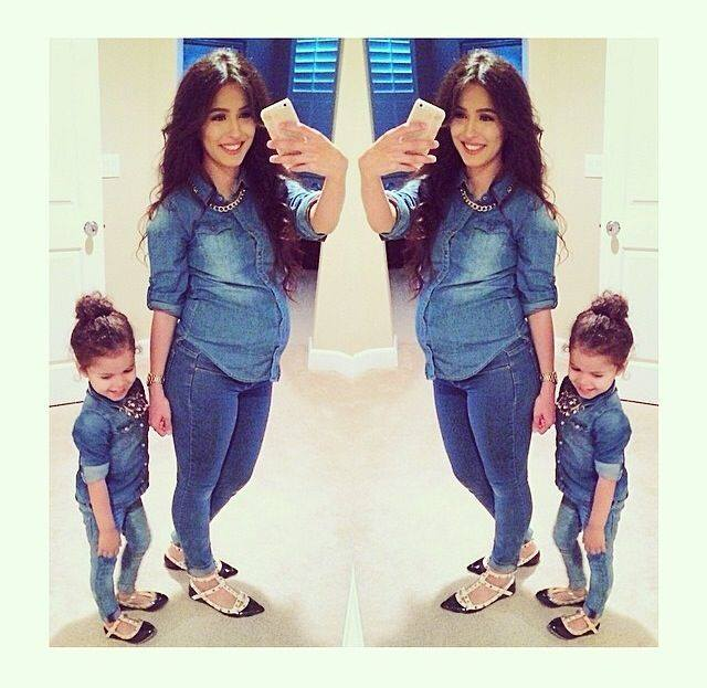 ggg 100 Cutest Matching Mother Daughter Outfits on Internet So Far