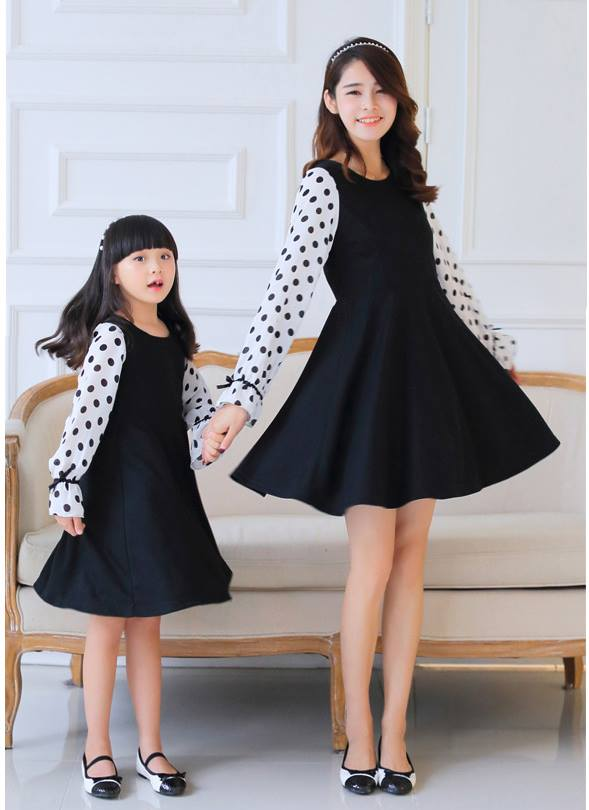 hhhhh 100 Cutest Matching Mother Daughter Outfits on Internet So Far