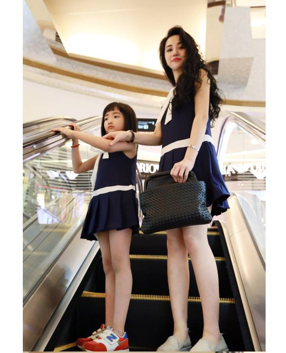 hhhhhhhhhhhh 100 Cutest Matching Mother Daughter Outfits on Internet So Far