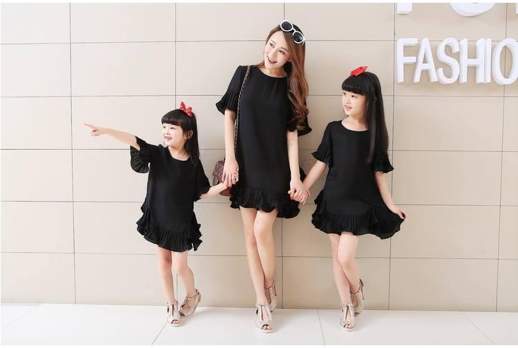 hhhhhhhhhhhhhhhhhhhh 100 Cutest Matching Mother Daughter Outfits on Internet So Far