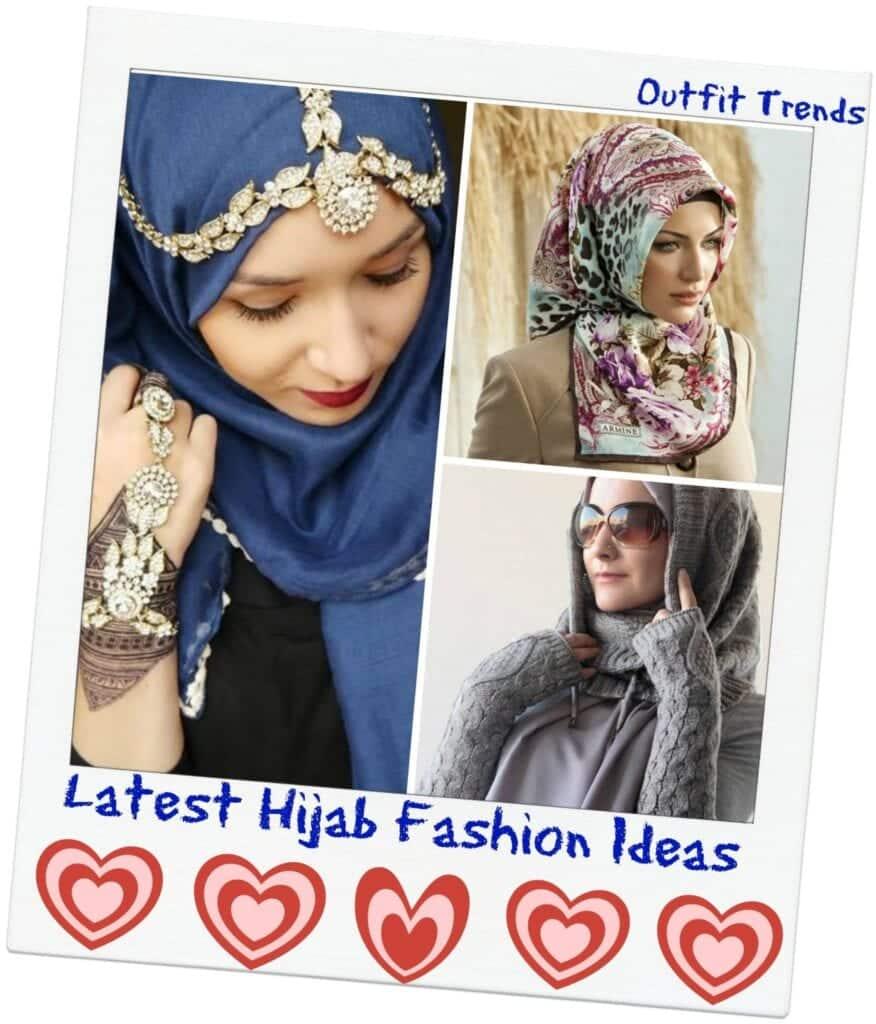 hijab-fashion-latest-876x1024 2018 Hijab Styles-20 Latest Hijab Fashion Ideas For This Year