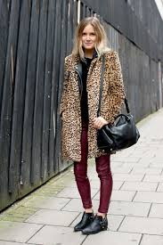images-1 Outfits with Leopard coats-20 Ideas to Style Leopard Print Coats