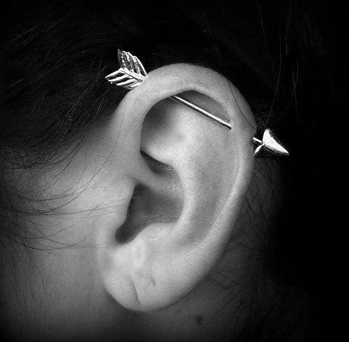 industrial-500x490 Cartilage Piercings Guide - Every Thing You Need to Know About it