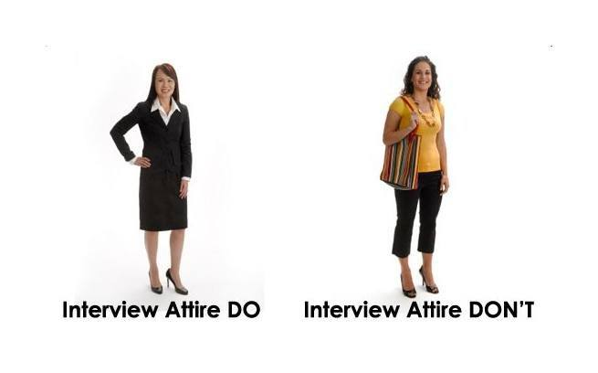 job-interview-dos-and-donts-1 How to Dress Up for Job Interview? 10 Best Outfits for Women