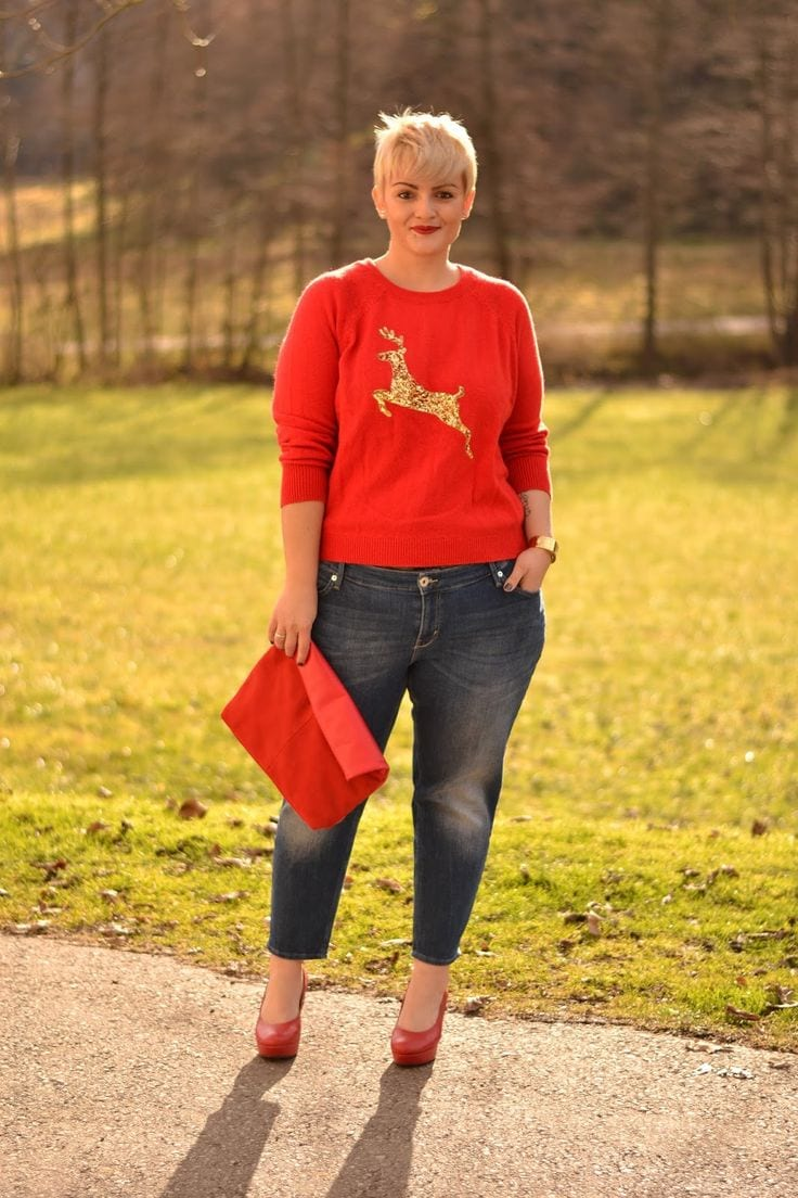 Latest Jumpers Fashion To Copy This Winter-20 Jumper Outfits