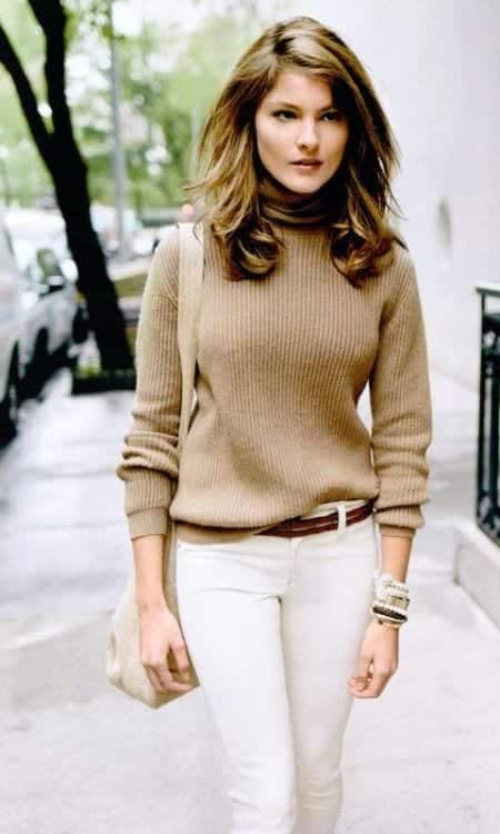 winter outfits with jumpers (18)