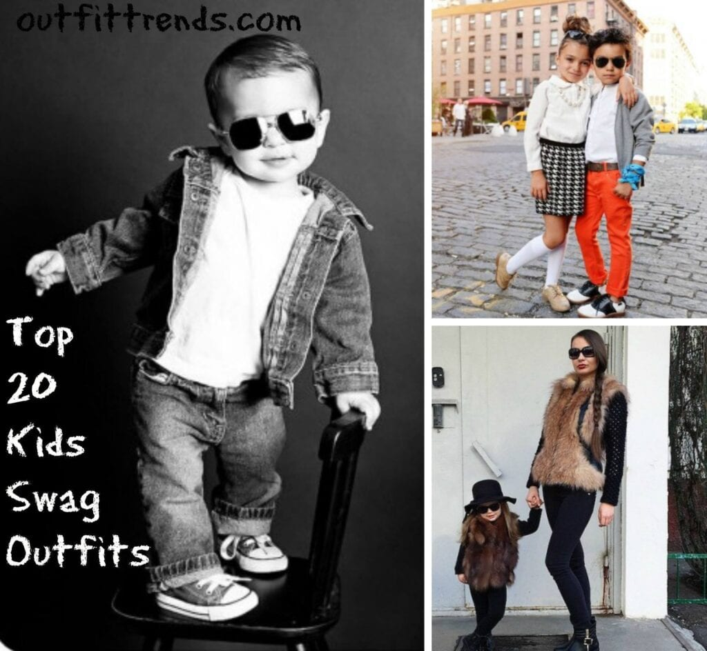 kids-swag-outfits-1024x944 Kids Swag Style -20 Swag Outfits for Kids for a Perfect Look