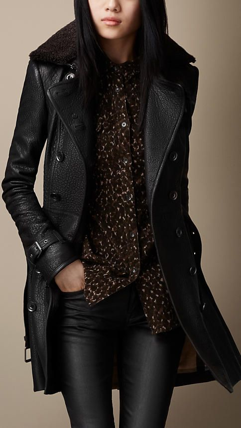 leather-jackets-17-1 Outfits with Leather Jacket-19 Ways to Style Leather Jacket
