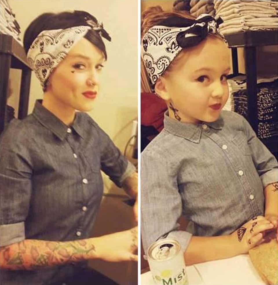 lllllllllllllllllllllllllllllllllllllllll 100 Cutest Matching Mother Daughter Outfits on Internet So Far