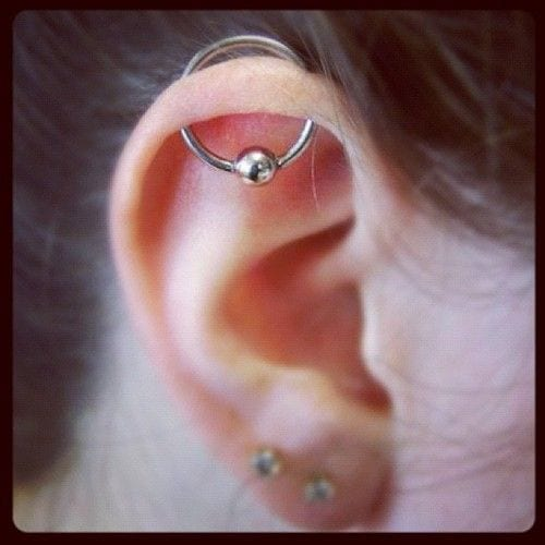 orbital Cartilage Piercings Guide - Every Thing You Need to Know About it